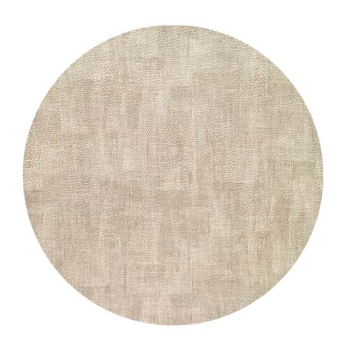 "Bodrum  Luster Birch 16"" Round Mats - Pack of 4 $144.00"