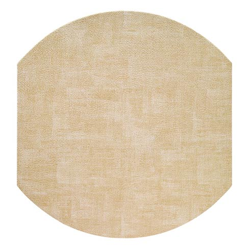 "Bodrum  Luster Gold 16"" Elliptic Mats - Pack of 4 $144.00"