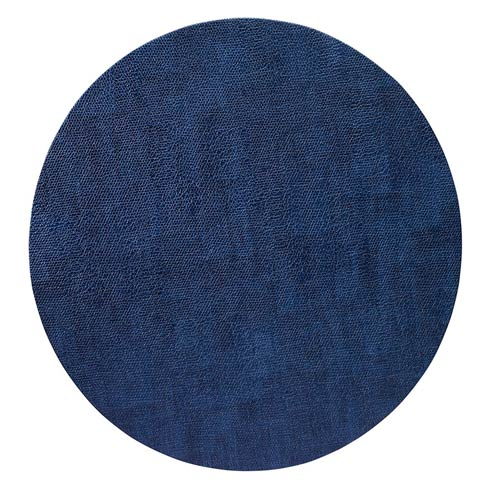 """Bodrum  Luster Navy 16"""" Rd Mats - Pack of 4 $149.00"""