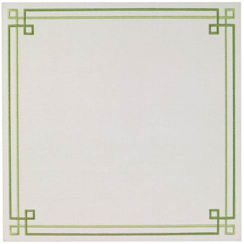 Bodrum  Link Green Mats - Pack of 4 $126.00
