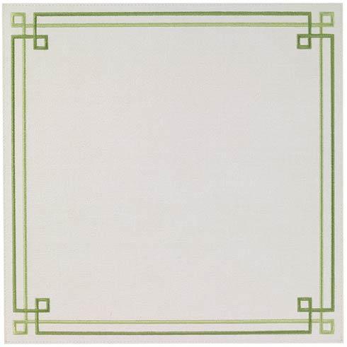 Bodrum  Link Green Mats - Pack of 4 $135.00
