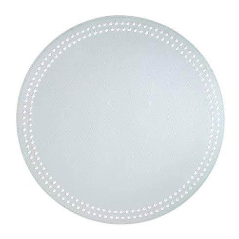 $139.50 Celadon White Mats - Pack of 4