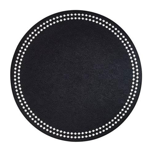 $126.00 Black White Mats - Pack of 4