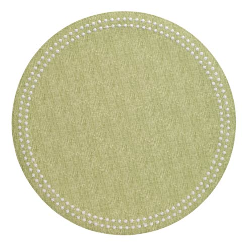 Bodrum  Pearls Fern White Mats Pack of 4 $131.00