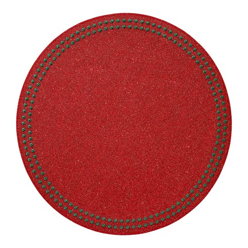 $139.50 Ruby/Evergreen Mats - Pack of 4