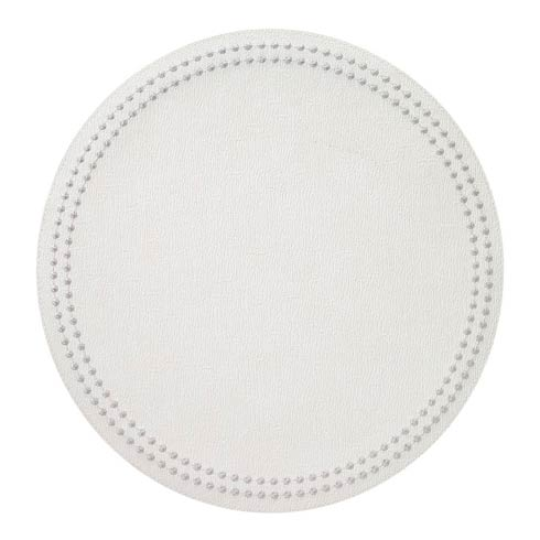 $139.50 Antique White/Silver Mats - Pack of 4