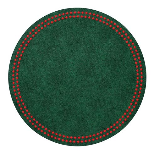 $139.50 Forest/Red Mats - Pack of 4