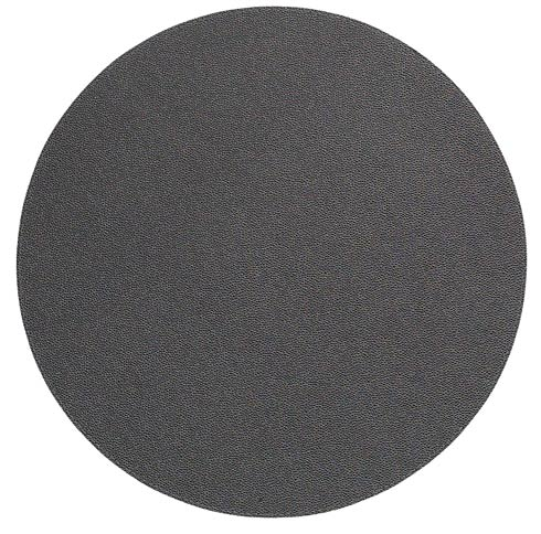 """Bodrum  Skate Charcoal 16"""" Rd Mat - Pack of 4 $113.00"""