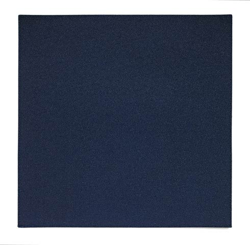 """Navy 15"""" Square Mat - Pack of 4"""