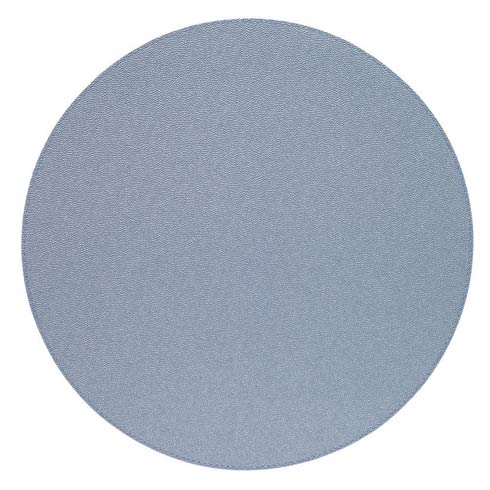 """Bodrum  Skate Ice Blue 16"""" Rd Mats - Pack of 4 $108.00"""