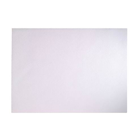 $86.00 Pure White Rectangle Mats - Pack of 4