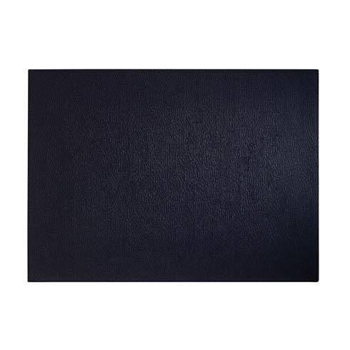 $86.00 Black Rectangle Mats - Pack of 4