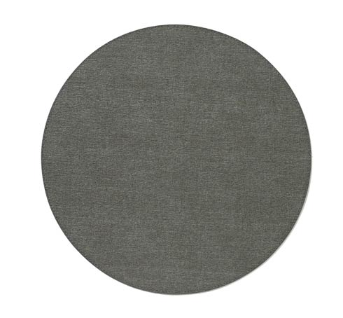 """Bodrum  Presto Charcoal 15"""" Rd Mat - Pack of 4 $86.00"""