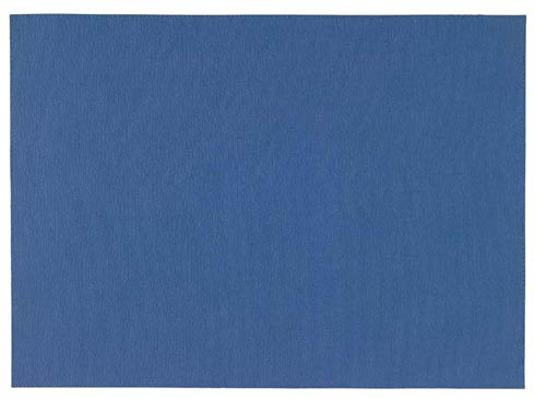 """$86.00 Periwinkle 13""""x18"""" Rect Mat - Pack of 4"""