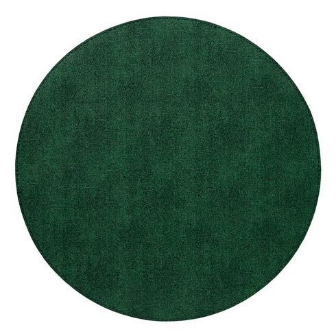 """$86.00 Forest  15"""" Rd Mats - Pack of 4"""