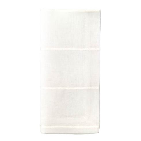 "Bodrum  Metallic Thread Pearl 22"" Napkin - Pack of 4 $72.00"