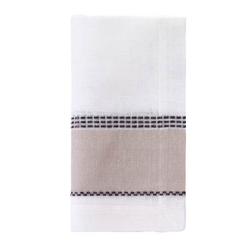 "$68.00 Natural 21""   Napkin - Pack of 4"