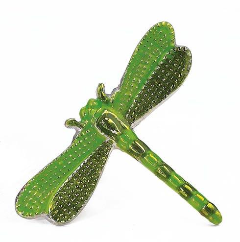 $49.50 Green Napkin Ring p of 4