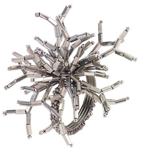 Gunmetal N.R. - Pack of 4