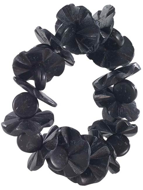 Bodrum  Garland Black N.R. - Pack of 4 $17.99