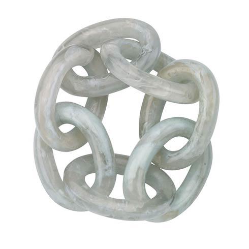 $50.00 Celadon Napkin Ring - Pack of 4