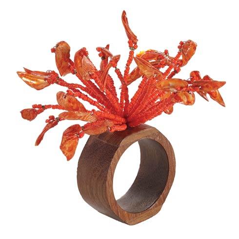 $33.99 Napkin Ring Pack of 4