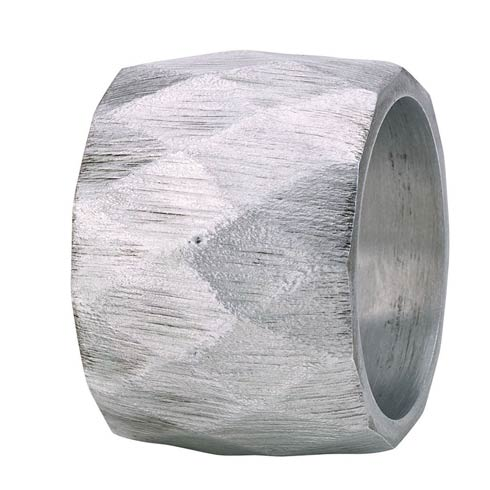 $39.00 Nickle Napkin Ring - Pack of 4