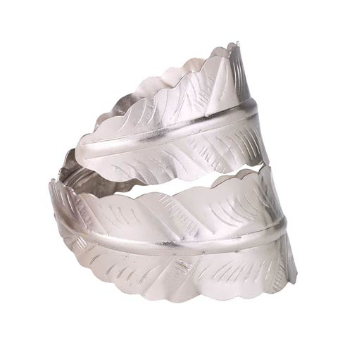 $45.00 Silver Napkin Ring - Pack of 4