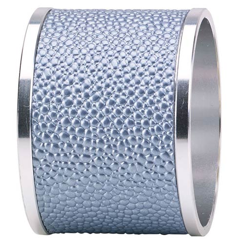 $68.00 Ice Blue Napkin Ring - Pack of 4