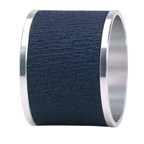 $68.00 Navy Napkin Ring - Pack of 4