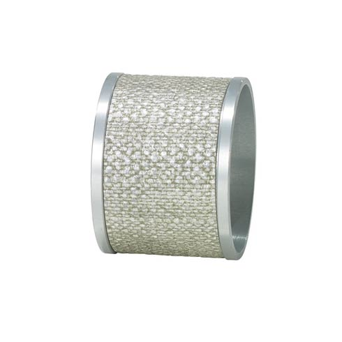 $68.00 Granite/Silver Napkin Ring - Pack of 4