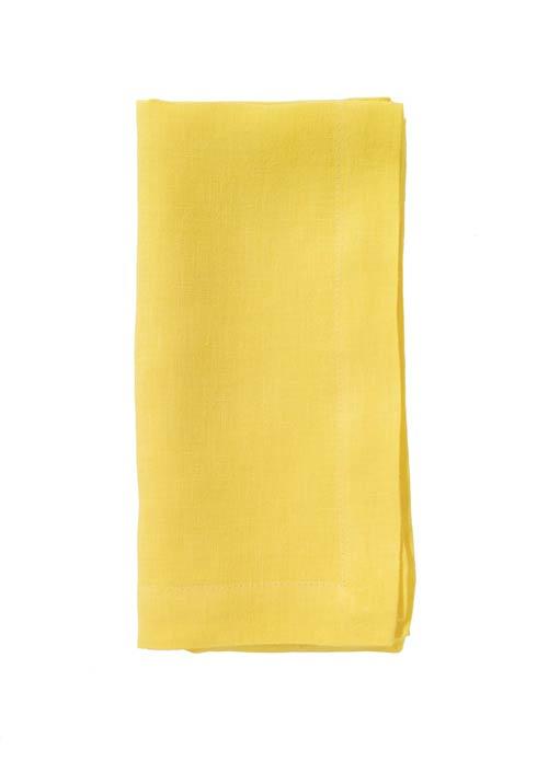 """$81.00 Lemon 22""""  Napkin - Pack of 4"""