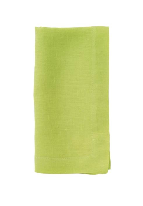 """$81.00 Chartreuse 22""""  Napkin - Pack of 4"""