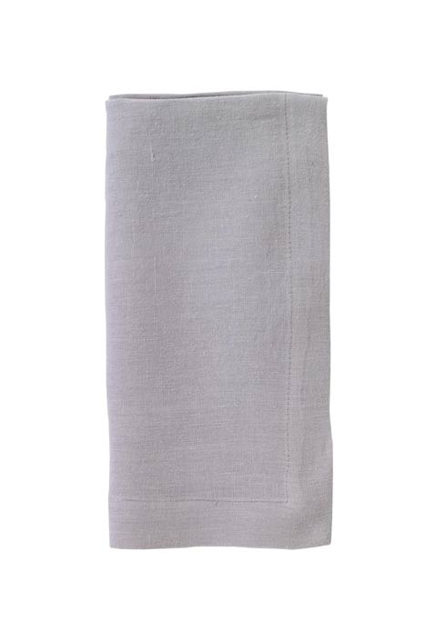 "Bodrum  Riviera Pebble 22""  Napkin - Pack of 6 $122.00"