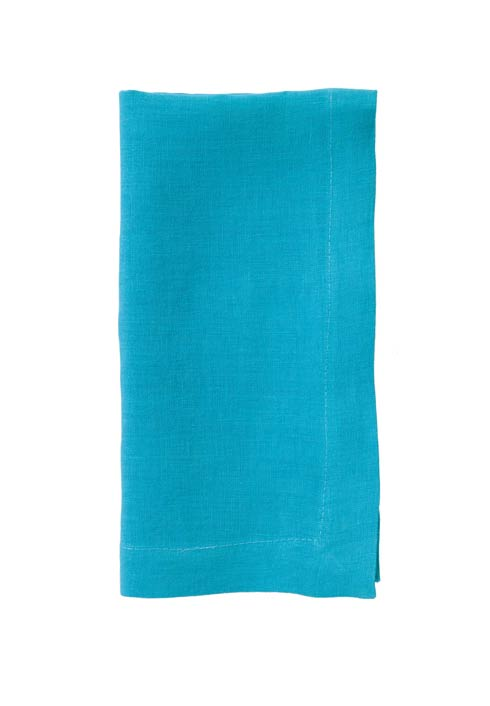 "Bodrum  Riviera Turquoise 22""  Napkin - Pack of 4 $81.00"