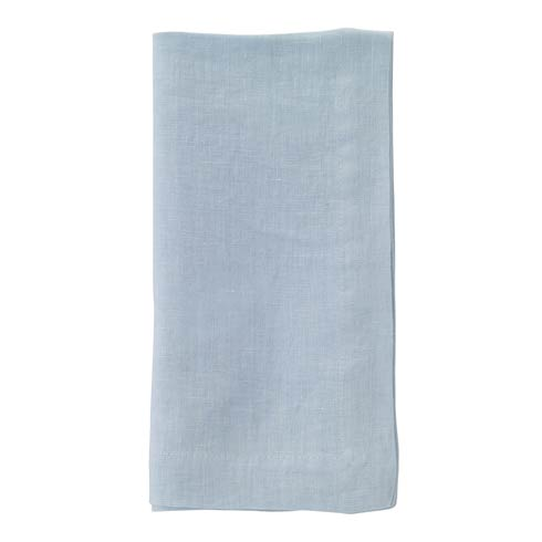 "Bodrum  Riviera Powder Blue 22"" Napkin Pack of 4 $81.00"
