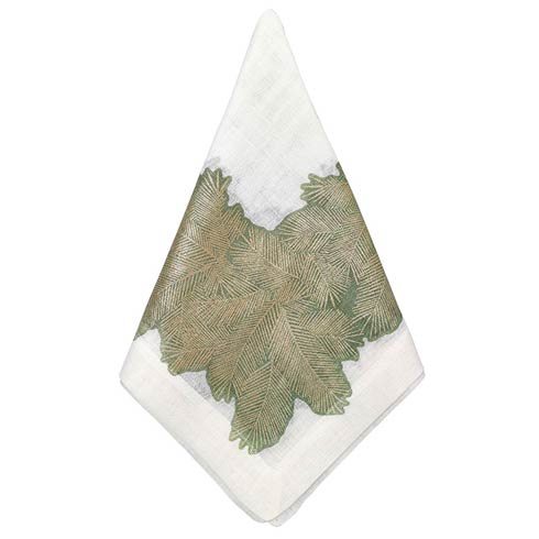 "Bodrum  Spruce Forest 22"" Napkin - Pack of 4 $90.00"