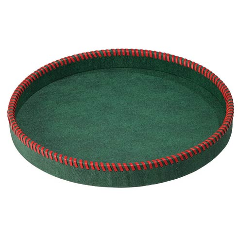 $180.00 Forest Round Tray