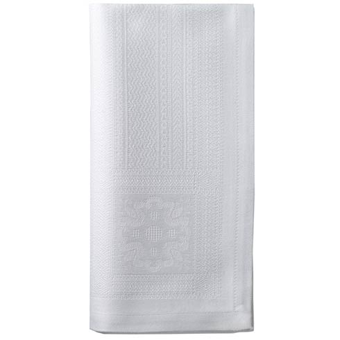 "$38.00 White 20"" Napkin - Pack of 4"