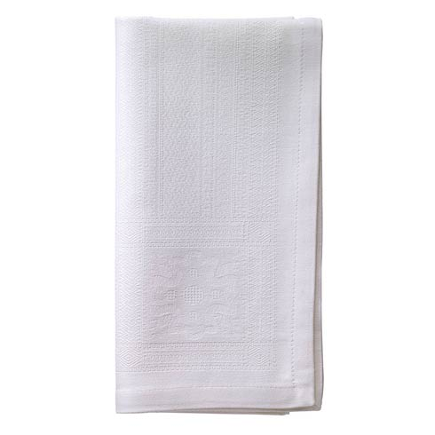"$38.00 Ivory 20"" Napkin - Pack of 4"