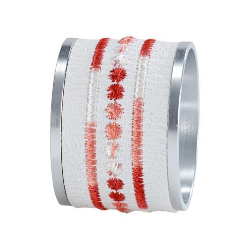 $77.00 Belgravia Red Napkin Ring