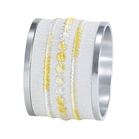 $77.00 Belgravia Yellow Napkin Ring