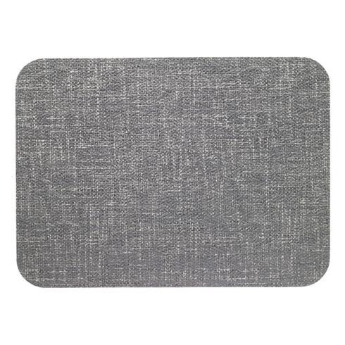 $95.00 Charcoal Oblong Mat