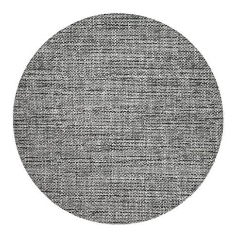 $95.00 Gray Round Mat