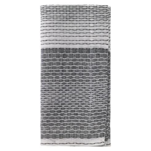 $63.00 Gray Napkins- set of 4
