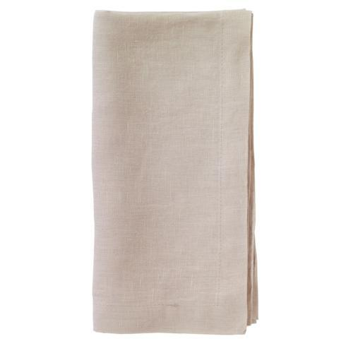 "Bodrum  Riviera Tan 22""  napkin p/4 $90.00"