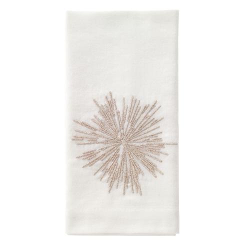 "$122.00 Champagne Embroidered 22"" Napkin p/4"