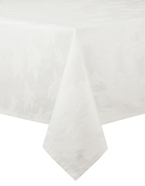 Bodrum  Leaves White Tablecloth $52.99