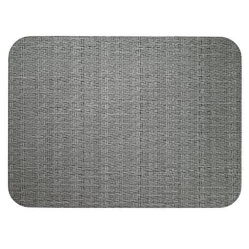 $95.00 Gray Oblong Mat p/4
