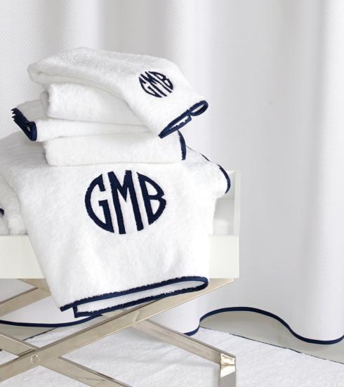 Matouk  Chiaro Bath Wash Cloth $39.00